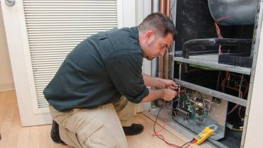 HVAC maintanance & repairs
