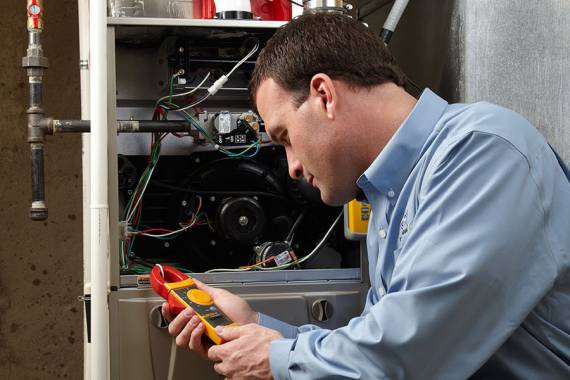 Emergency furnace repair Oak Brook